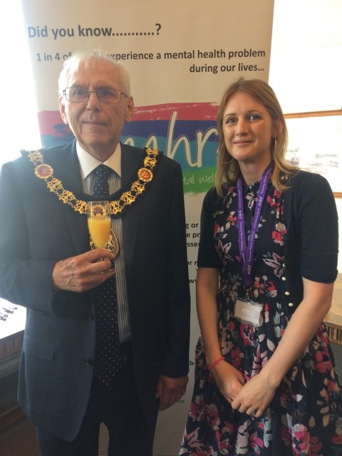 MHR- The Mayors Charity of the year