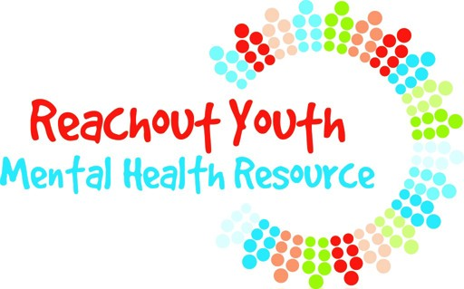 Mental Health Resource Reachout Youth logo