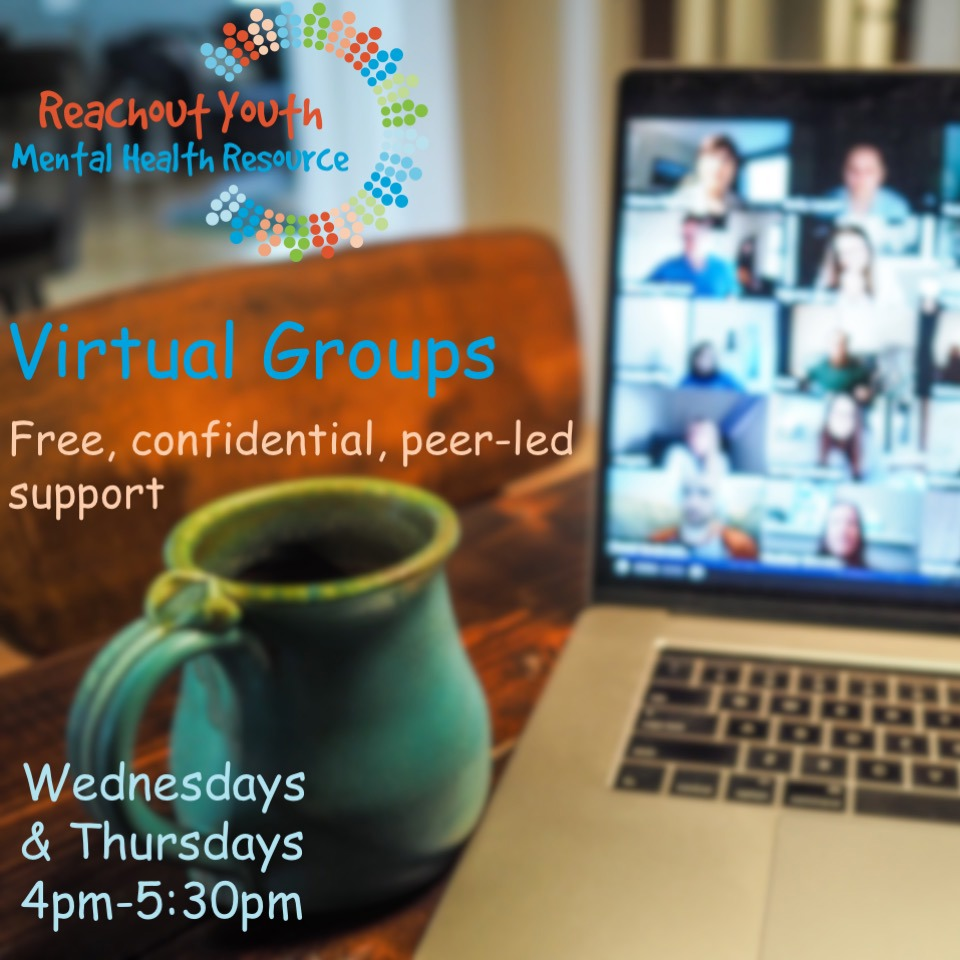 Reachout Youth Virtual groups