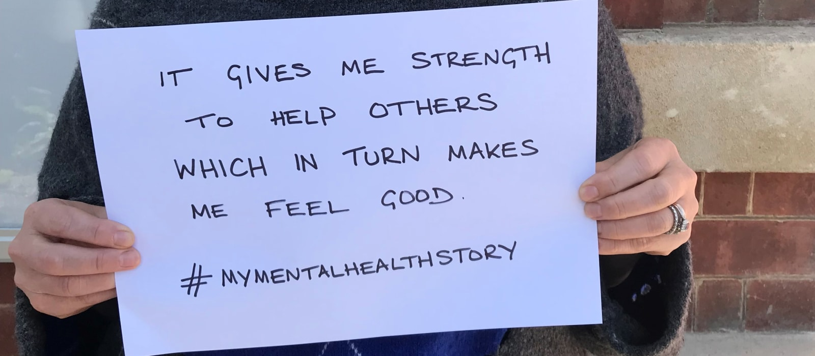 Mental Health Resource #MyMentalHealthStory