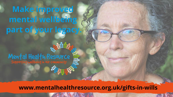 Mental Health Resource gifts in wills